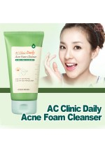 ETUDE HOUSE AC Clinic Daily Acne Foam Cleanser